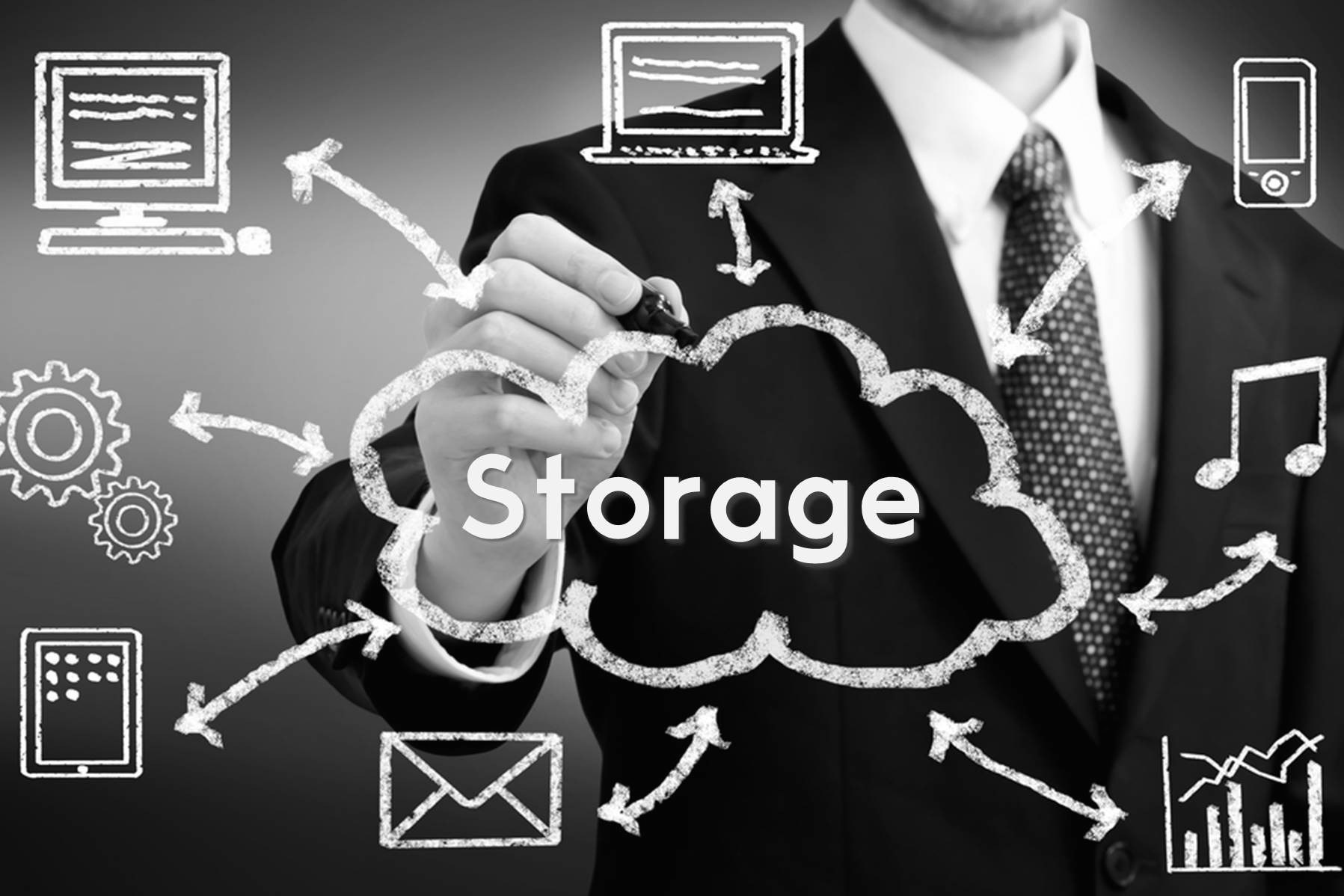Claus Michael Sattler - Cloud-Storage